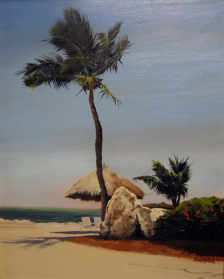 """Image of """"Reef Palm"""""""