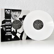 "Image of ELECTROSEXUAL Feat. Scream Club "" Break You Nice white vinyl"