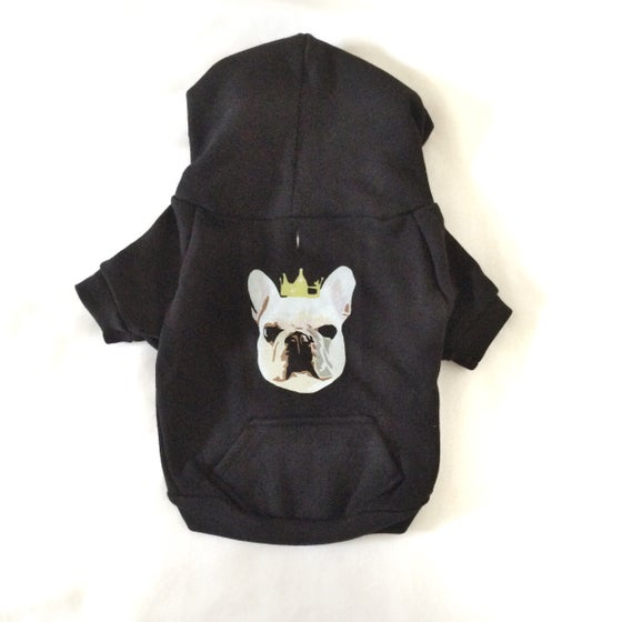 "Image of Pet ""King County"" Hoody"