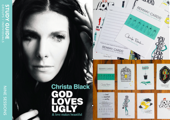 Image of Leader Pack--God Loves Ugly Study Guide