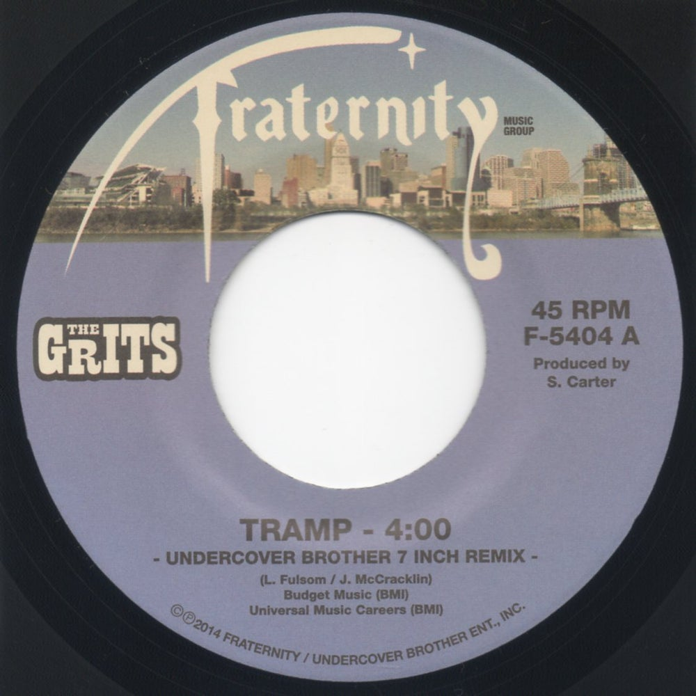 "Image of Tramp (Fraternity Remixes) - 7"" Vinyl"