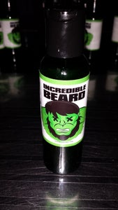 Image of INCREDIBLE BEARD OIL