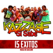 Image of Kazzabe - 15 Exitos!