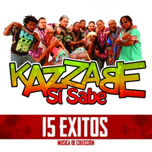 Image of Kazzabe - 15 Exitos!