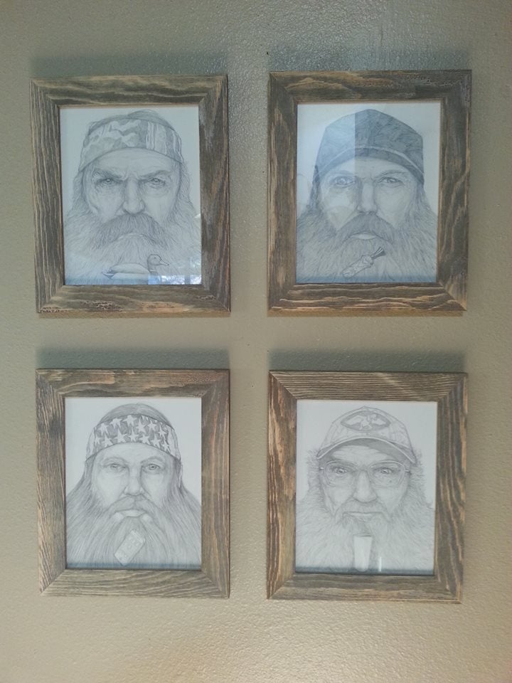 Image of Duck Dynasty set of 4
