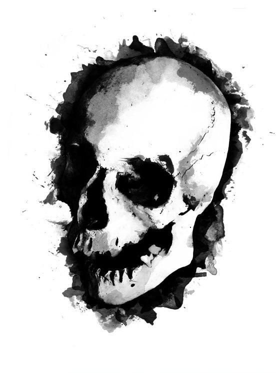 """Image of Impression numérique """"Skull"""""""