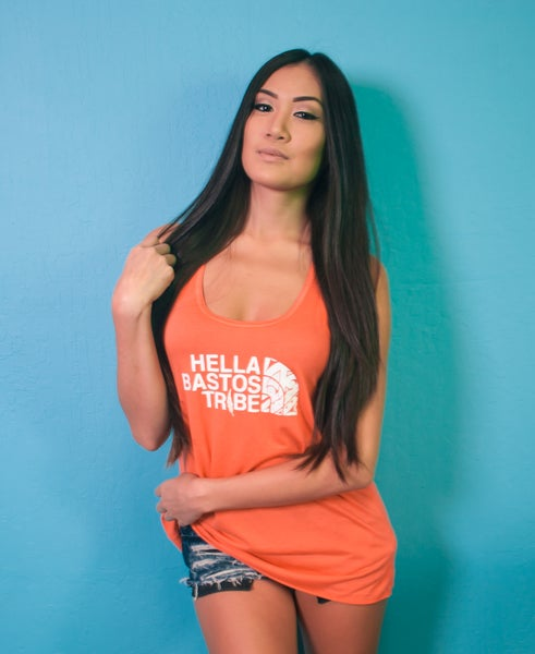 Image of A Tribe called HB Flowy Womens Tanktop