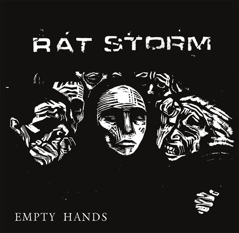 Image of Rat Storm - Empty Hands 7""