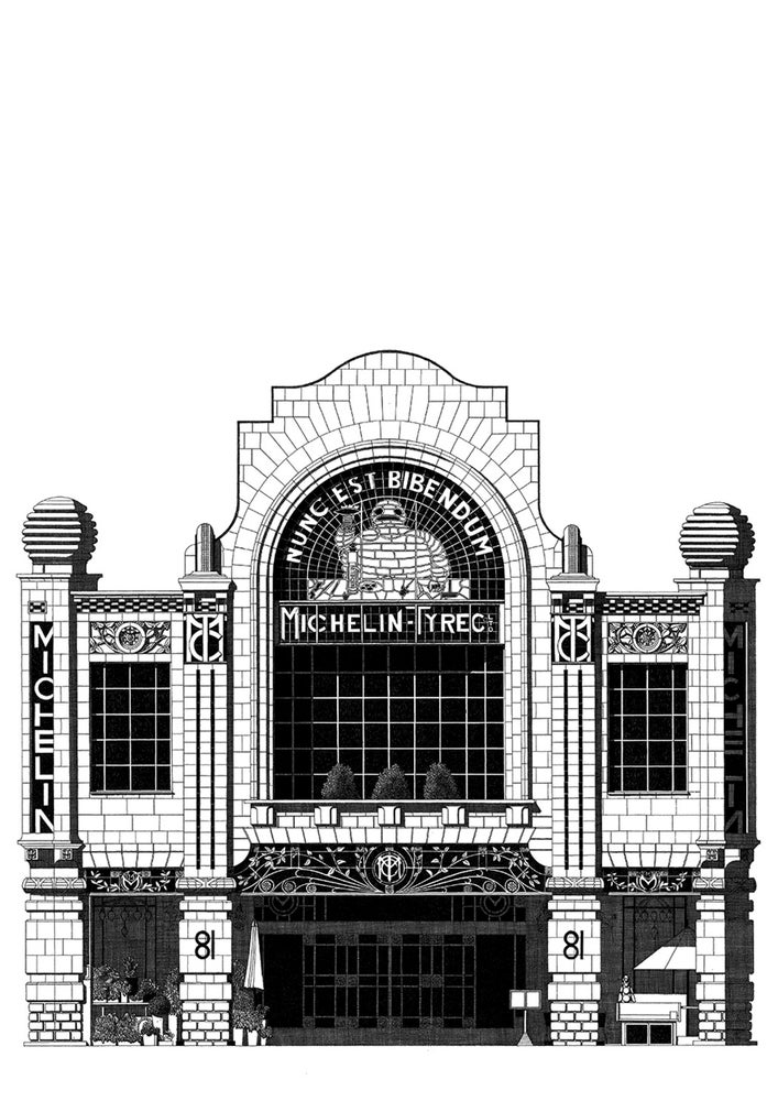 Image of Michelin House, London