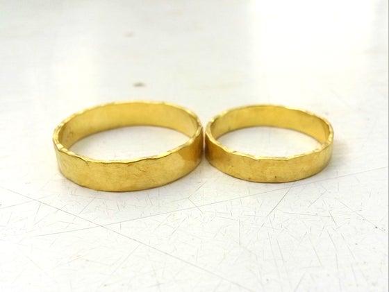 Image of partner rings