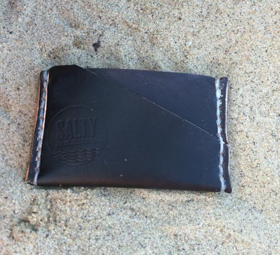 "Image of ""A Frame"" Wallet"