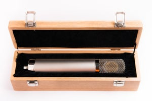 Image of Wooden Microphone Boxes