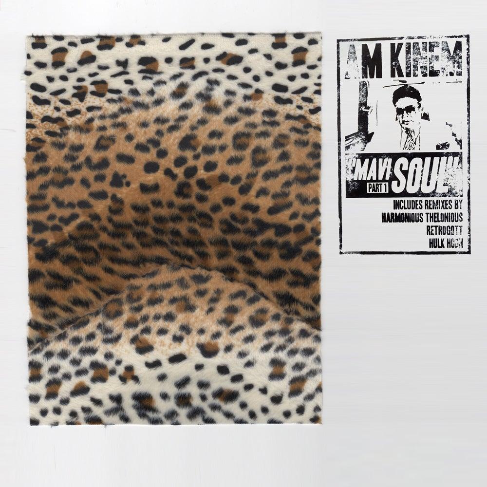 Image of AM KINEM / MAVI SOUL PART. 1 / AVA.LP003