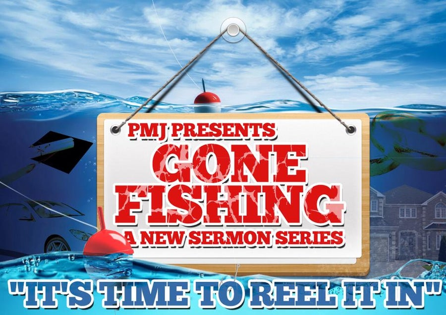 Image of Gone Fishing (CD Audio)