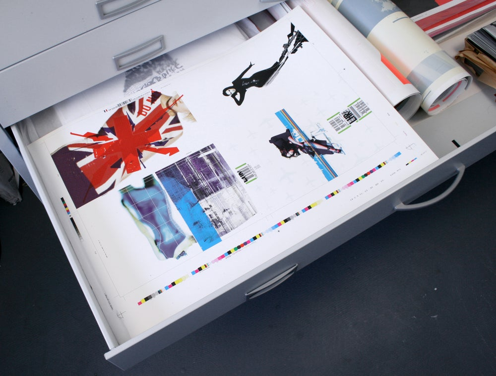 Image of Murray+Vern Catalogue Printer's Proof/Flat (3 of 6)