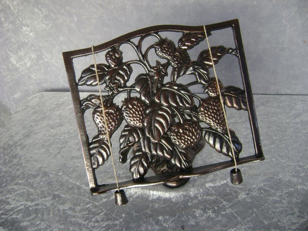 Image of RECIPE STAND - ANTIQUE COPPER UG50003