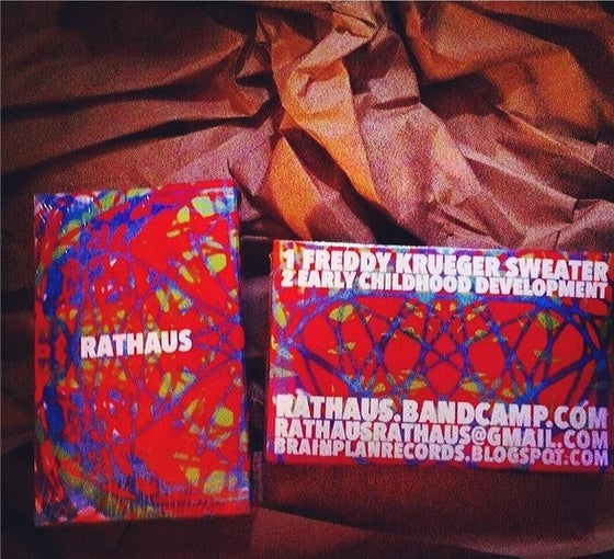 Image of Rathaus - FKS/ECD CS (Brainplan Records, NYC)