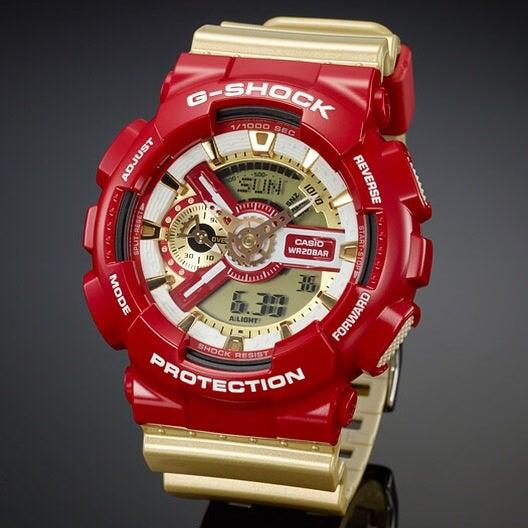 "Image of GA-110 ""Ironman"" / 49'ers G-Shock"