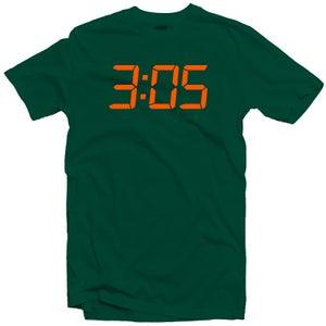 "Image of LIKE MIKE ""3:05"" UM Green/Orange"