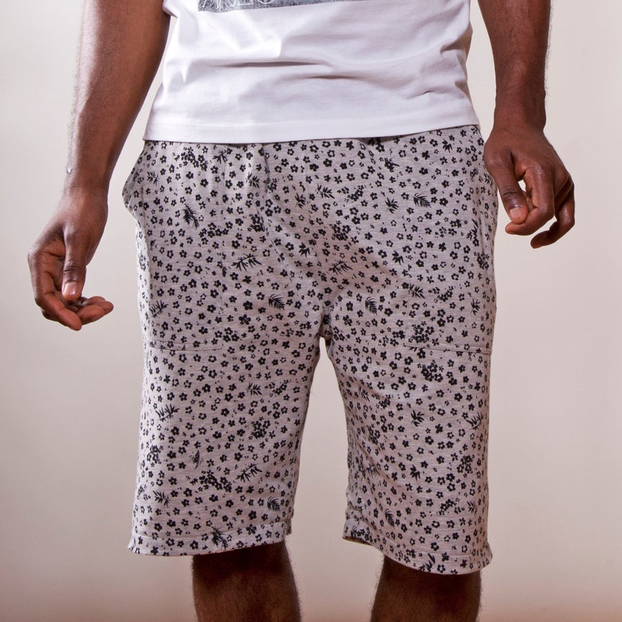 "Image of ""GHOSTS OF THE FOREST"" Reversible Shorts (MADAGASCAR EDITION)"