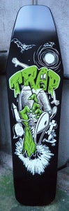 Image of COFFIN CRUISER skateboard deck from Trap