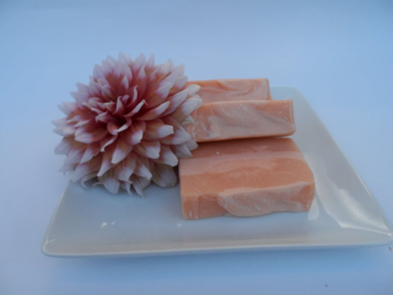 Image of Peaches and Cream Soap