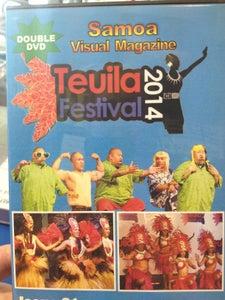 Image of TEUILA FESTIVAL PART 2 DOUBLE DVD