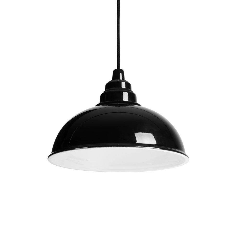 Image of Botega black, white interior