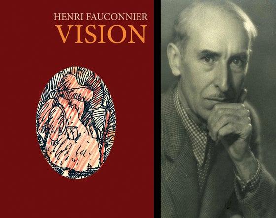 Image of Vision d'Henri Fauconnier