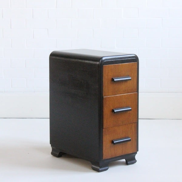 Image of Art Deco Bedside Tables