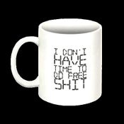 Image of Free Shit Mug