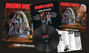 Image of DREAM DEATH - Journey into Mystery LP