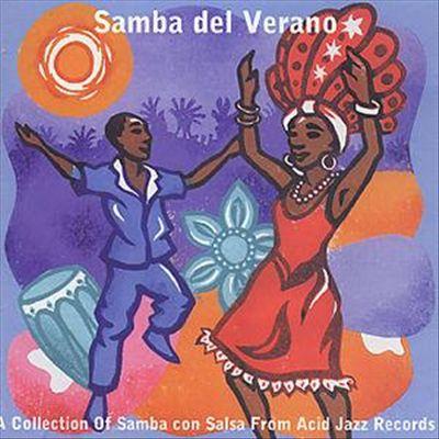 Image of Samba Del Verano - Compilation LP