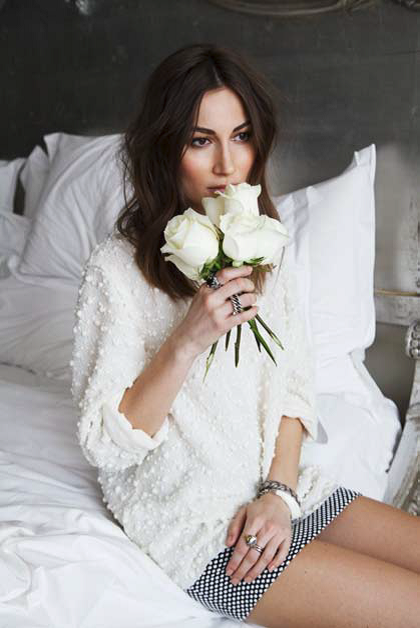 Image of Erin Kleinberg Yasmine Sweater