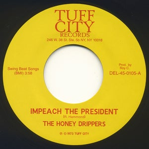 "Image of Impeach The President / Roy C's Theme - 7"" Vinyl"