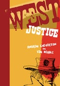 Image of WEST: JUSTICE paperback