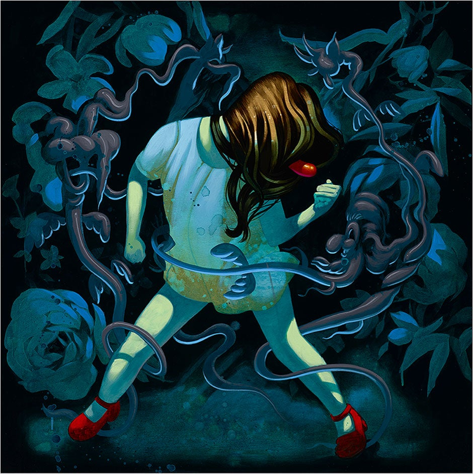 "Image of Victor Castillo print""Dancing Queen"""