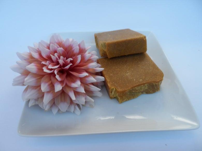 Image of Pumpkin Soap