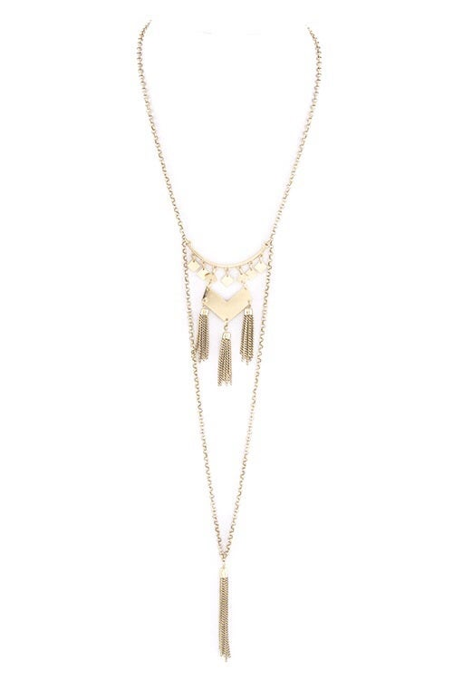 Image of Boho Princess Necklace