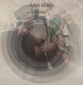 Image of Kink Gong - GONGS (CREP13) LP Vinyl