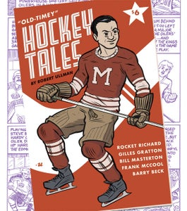 Image of Old-Timey Hockey Tales