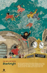 Image of New York subway poster Starbright