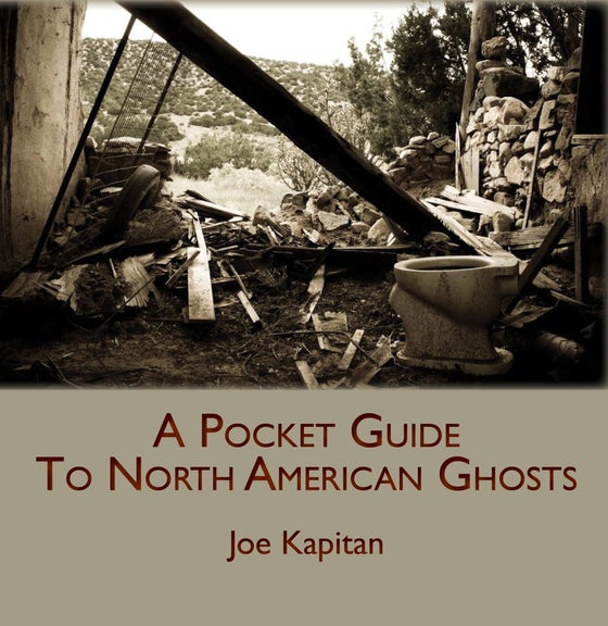 Image of A Pocket Guide to North American Ghosts by Joe Kapitan
