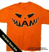 Image of Miami Jack-O-Lantern Tee (SOLD OUT)