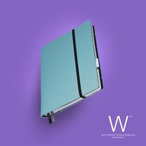 Image of Whitebook Soft S211, Veaux Prestige, turquoise, 240p. (fits iPad / Air / Mini / Samsung)