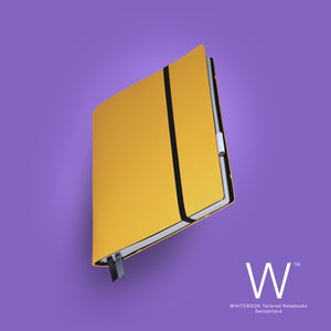 Image of Whitebook Soft S212, Veaux Prestige, Curry Togo, 240p. (fits iPad / Air / Mini / Samsung)