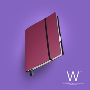 Image of Whitebook Soft S213, Veaux Prestige, Togo Rubis, 240p. (fits iPad / Air / Mini / Samsung)