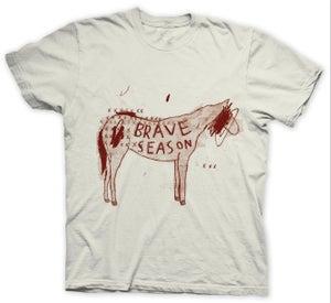"""Image of """"Sad Horse"""" T Shirt"""