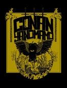 Image of CONAN / YANOMAMO Australian Limited edition design T-shirt