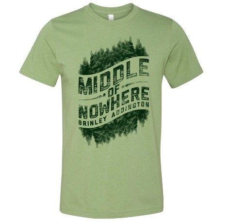 Image of Middle Of Nowhere Tee